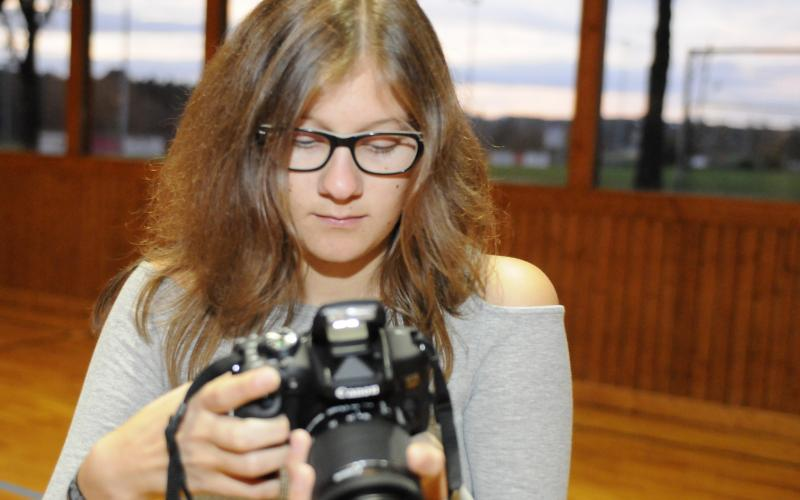 Portraitfoto beim Fotoworkshop